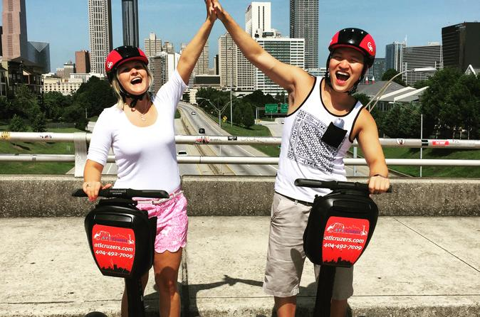 Atlanta City Sightseeing Tour by Segway