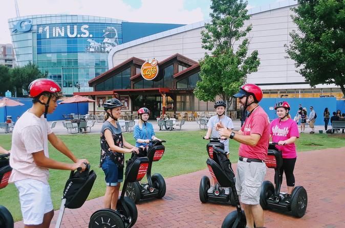 Atlanta Segway Tour: Downtown Sightseeing