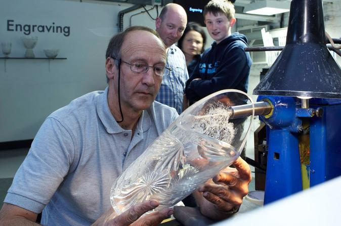 LUXUS-BESICHTIGUNG WATERFORD CRYSTAL UND STADTBESICHTIGUNG KILKENNY