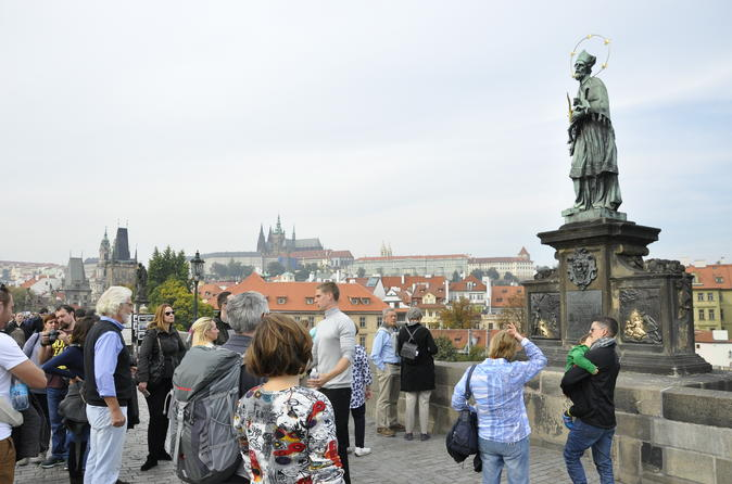 Tour 4 Charity - Prague
