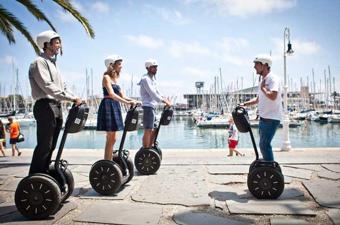 Barcelona Segway Tour: Barri Gòtic and La Barceloneta