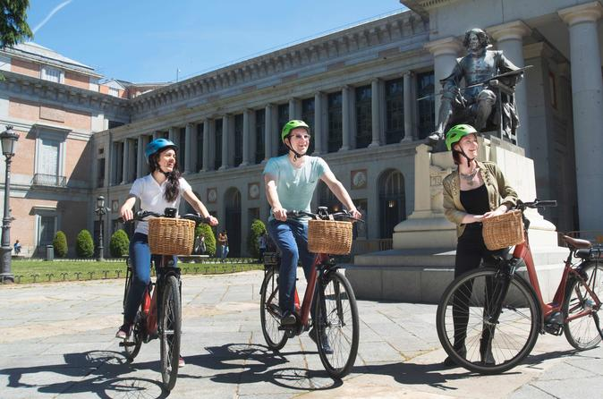 Madrid Art eBike Tour
