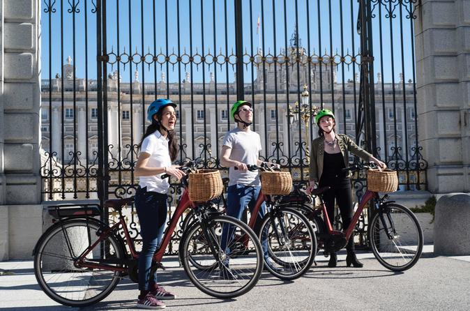 Madrid Top10 eBike Tour