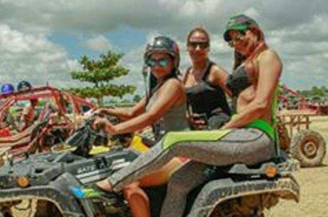Best Punta Cana Extreme Adventure Buggys , ATVs