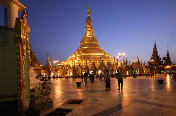 Myanmar At A Glance - Yangon