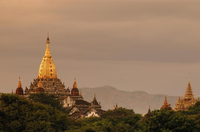 Myanmar Vacation Tour - Yangon