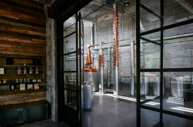 Microbrewery, Microdistillery and Mixology Tour