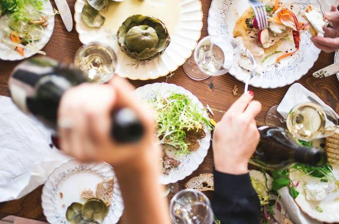Montreal Wine and Pairings Tour