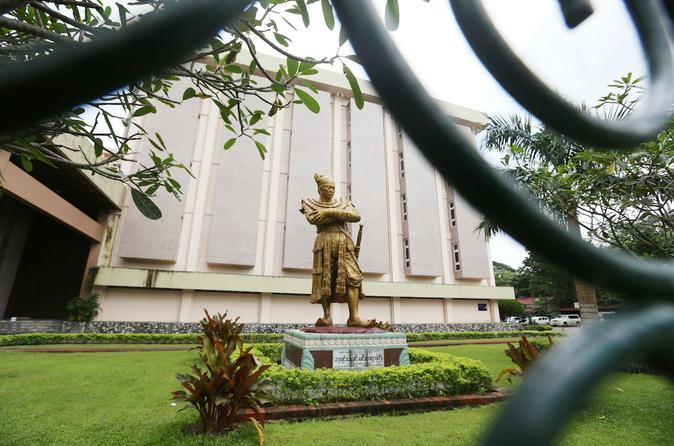 Museum Tour in Yangon