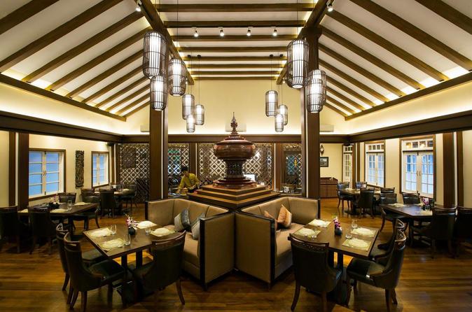 Set Lunch at Thai 47 Restaurant