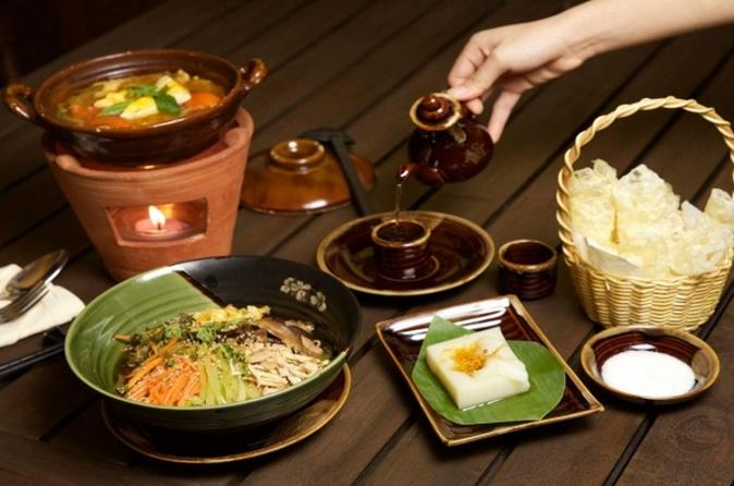 Set Lunch or Dinner at Shan Yoe Yar Restaurant
