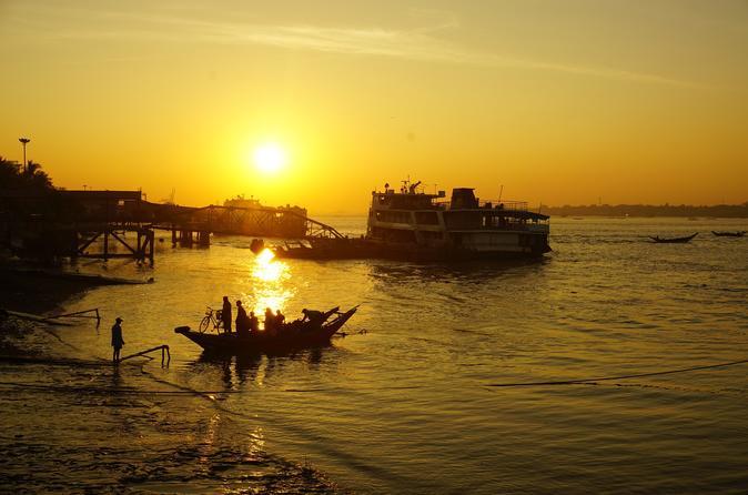 Sunset Cruise in Yangon