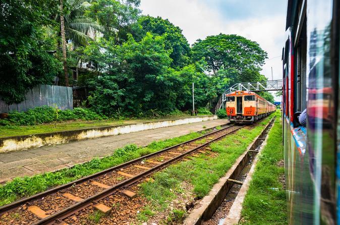 Yangon Circular Train Tour