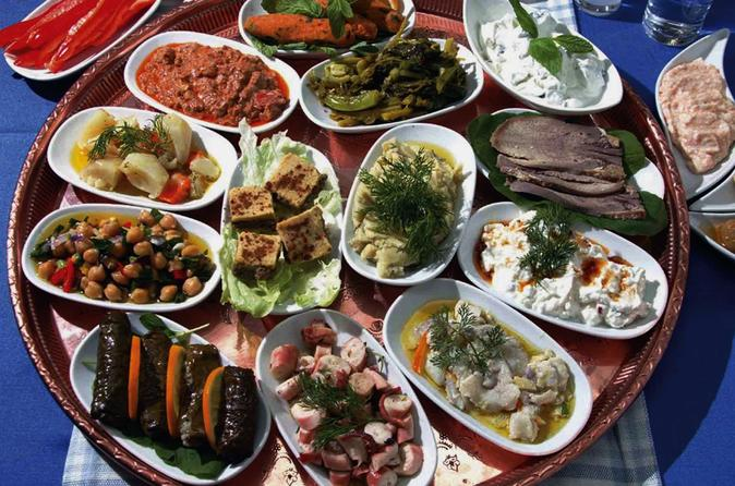 Food and Culinary Walking Tour of Istanbul