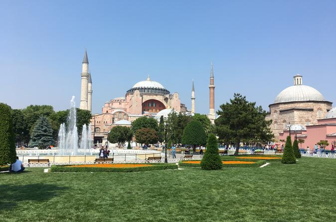 Luxury Private Tour Of Istanbul and Cappadocia 4 Nights & 5 Days