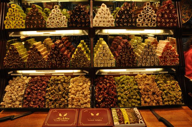 Private and guided Istanbul food tour - Taste of Istanbul