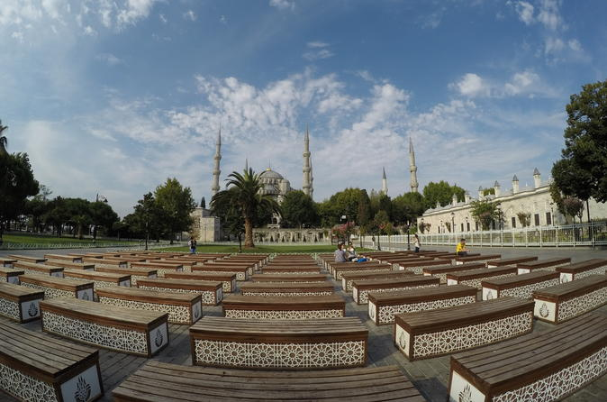 Private and guided OLD CITY layover tour of Istanbul