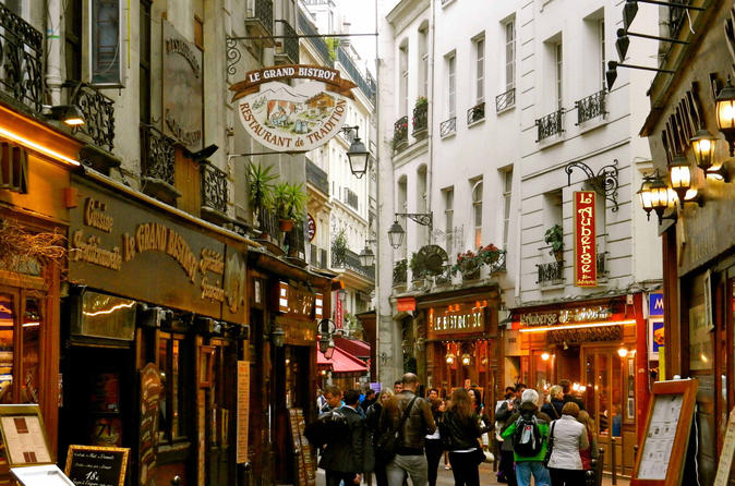 Semi-Private Guided Walking Tour: Latin Quarter Including Notre-Dame Interior