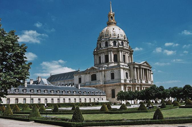Skip-the-line & Private Guided Tour: Les Invalides World War Museum