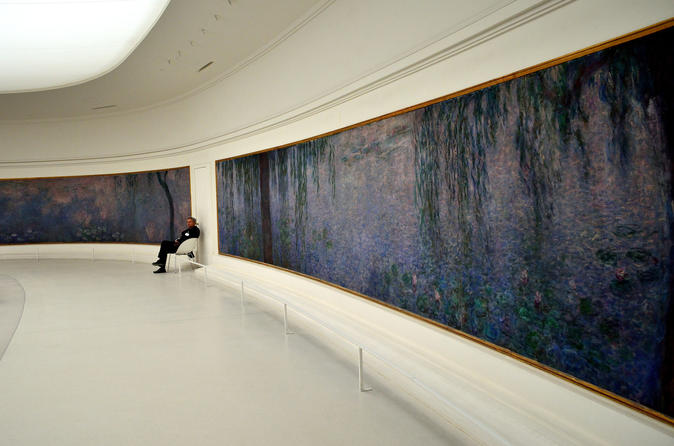 Skip-the-line & Private Guided Tour: Orangerie Museum