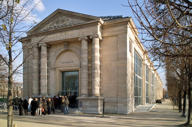 Skip-the-line & Semi-Private Guided Tour: Orangerie Museum