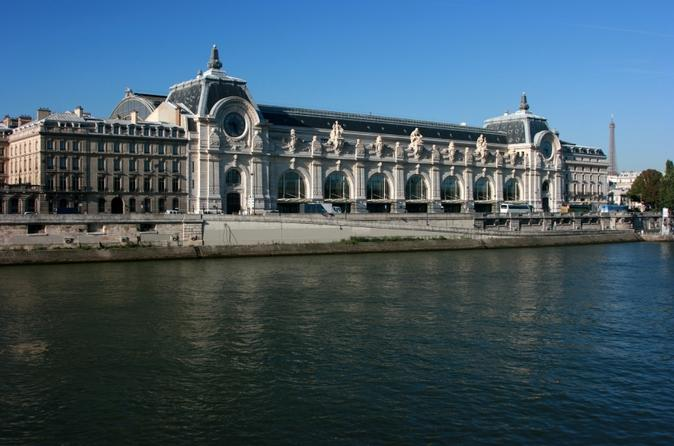 Skip-the-line & Semi-Private Guided Tour: Orsay Museum
