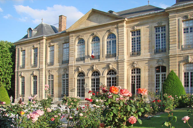 Skip-the-line & Semi-Private Guided Tour: Rodin Museum