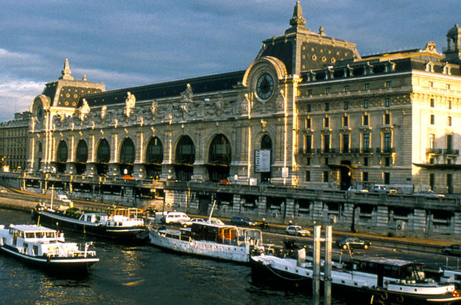 Super Saver Skip-the-line & Private Guided Tour: Louvre and Orsay Museums