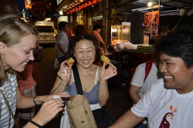 Flavors of Bangkok: Small-Group Chinatown Evening Food Tour