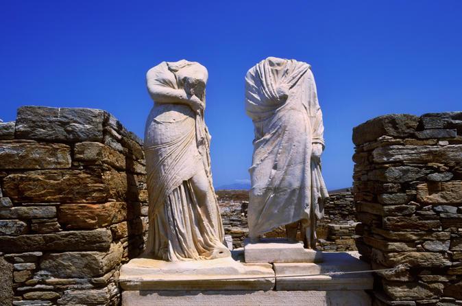 Delos day trip from mykonos in mykonos 152789