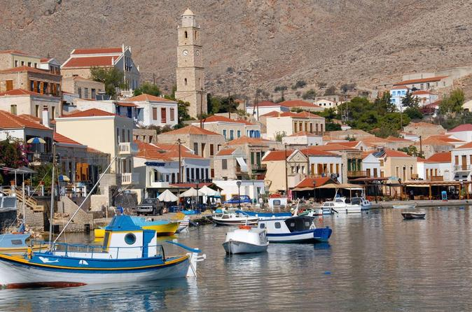 Dodecanese Islands Cruises, Sailing & Water Tours