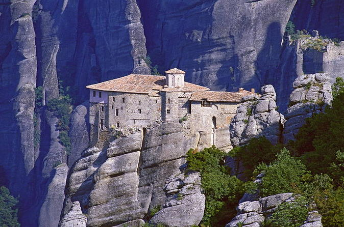 Meteora full day tour from thessaloniki in thessaloniki 283412