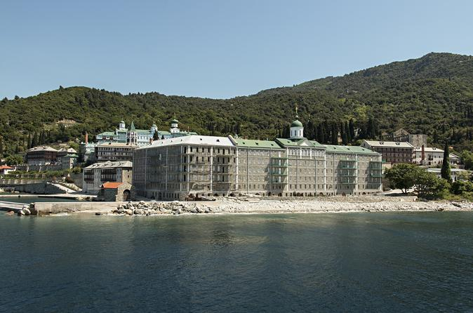 Mount Athos Full Day Cruise from Thessaloniki