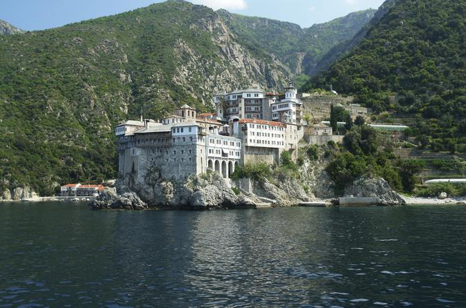 Mountain athos agio oros small group tour in thessaloniki 283407