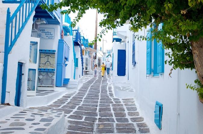 7 Days. Mykonos 5* I Athens 4*
