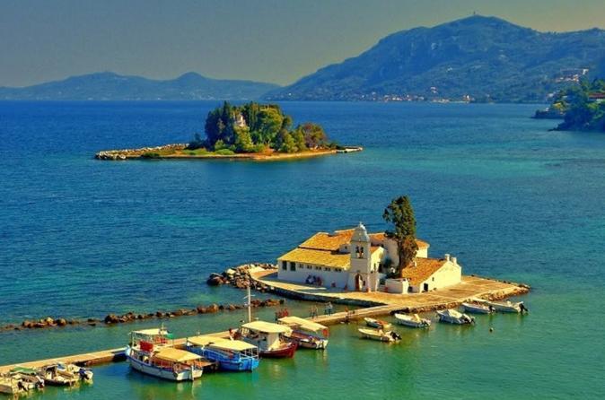 Private tour achilleon kanoni and corfu town in corfu 369037