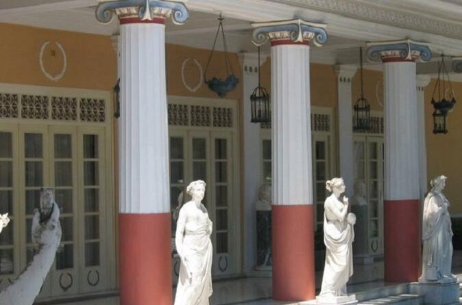 Private tour paleokastritsa and corfu town in corfu 313947