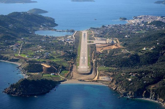 Skiathos Airport Private Arrival Transfer