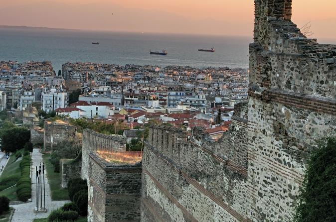 Thessaloniki Classic City Private Tour