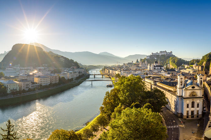 Austrian Lakes and Salzburg Full Day Private Tour