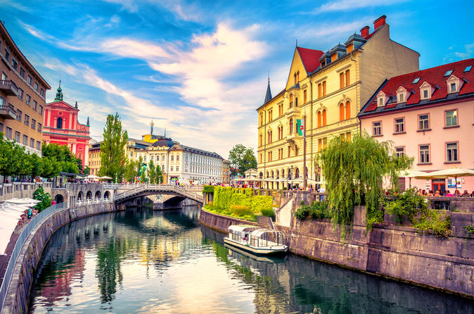 Slovenia Private Tour including Ljubljana & Bled