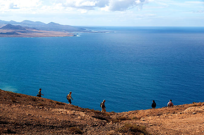 Lanzarote Volcano Guided Hiking Tour