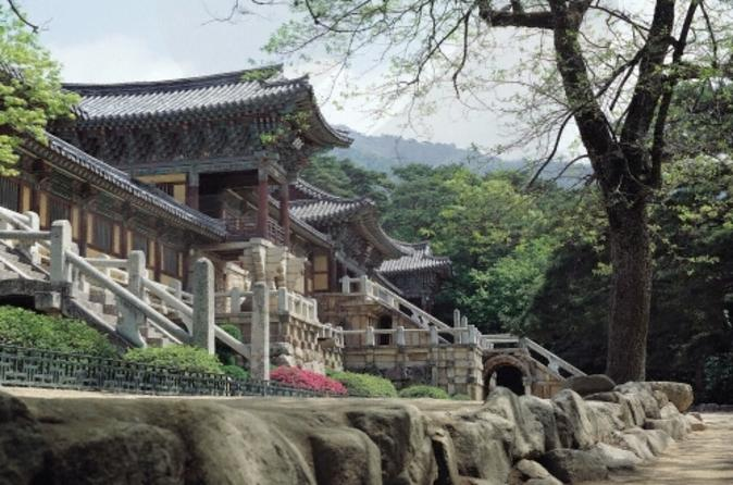 2-Day Silla Heritage Tour of Gyeongju from Seoul""