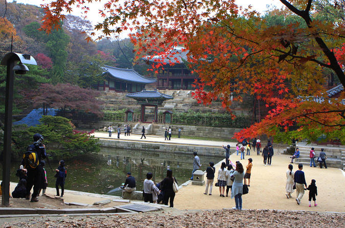 Morning Cultural Tour: UNESCO World Heritage Sites in Seoul