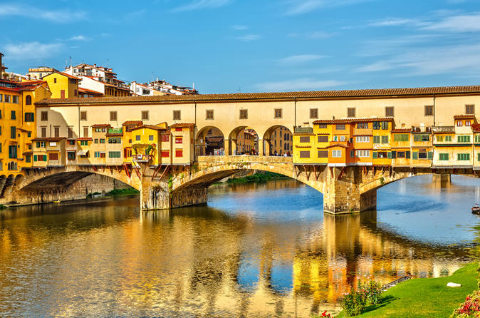 Florence Walking Tour Including Aperitivo