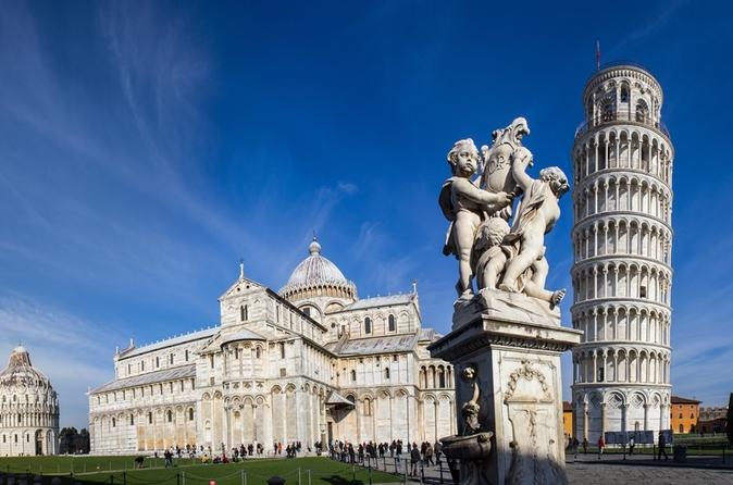 Viagem de um dia a Pisa e Lucca, saindo de Florença