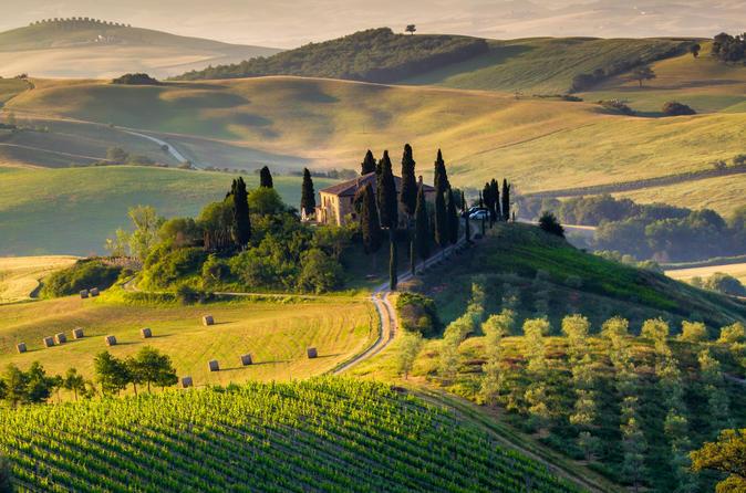 Viagem de um dia a Pisa, Siena e San Gimignano saindo de Florença com almoço incluído