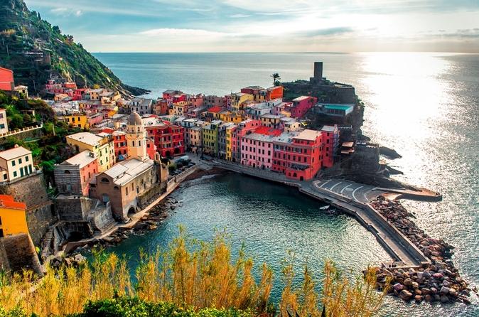 Viagem de um dia para Cinque Terre com transporte saindo de Florença
