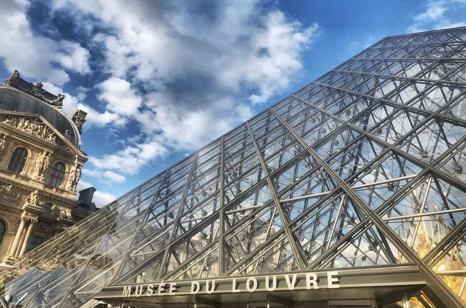 Scandals: Louvre (Semi-Private) With Skip-The-Line Access
