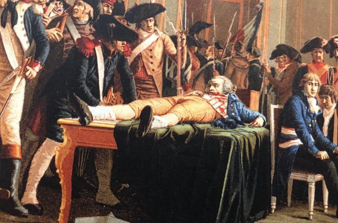 Semi-Private French Revolution and Conciergerie tour